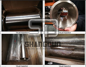200 nickel alloy seamless inspections