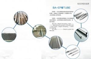 ba and ep tubes