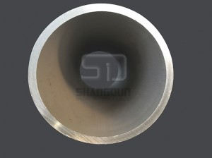 large outside diameter stainless steel pipes