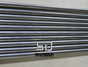 nickel base alloy seamless pipes