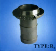 stainless steel claw coupling type R1