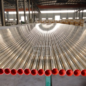 copper nickel alloy seamless tubes