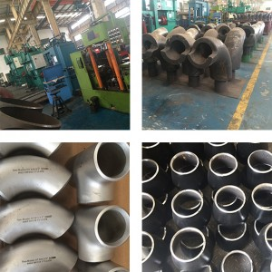 nickel base alloy pipe fittings