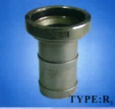 stainless steel claw coupling type r2