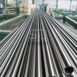 inconel bright annealed tubes