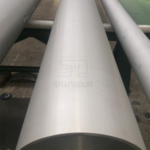 800HT alloy seamless pipes
