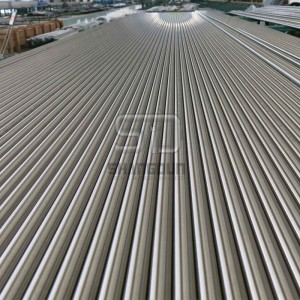 polished stainless steel seamless tubes