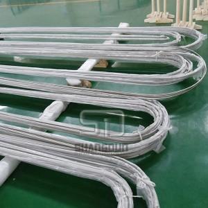 换热器用U型-钛管