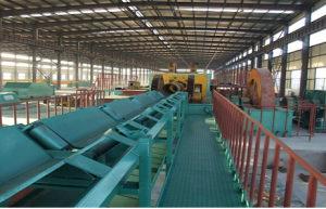 LG150 Cold rolling mill